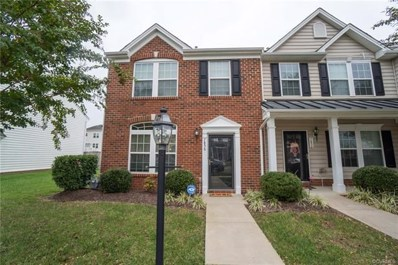 7856 Etching Street, North Chesterfield, VA 23237 - MLS#: 1837702