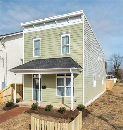 1324 N 32ND Street, Richmond, VA 23223 - MLS#: 1837748