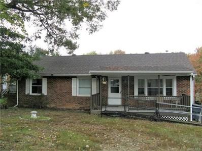 4106 Jackie Lane, North Chesterfield, VA 23234 - MLS#: 1838006