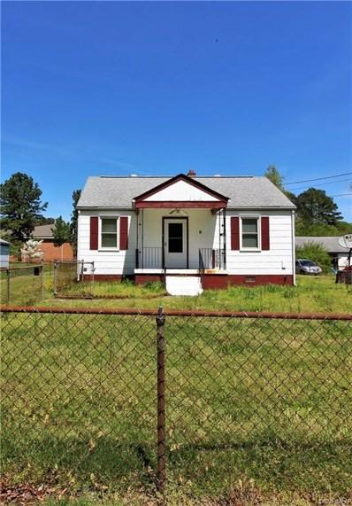 2524 Aldridge Avenue, South Chesterfield, VA 23834 - MLS#: 1838047