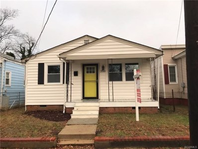 3156 Lawson Street, Richmond, VA 23224 - MLS#: 1838124