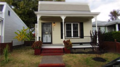 326 Hunt Avenue, Richmond, VA 23222 - MLS#: 1838189