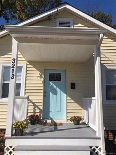 3213 Logandale Avenue, Richmond, VA 23224 - MLS#: 1838227