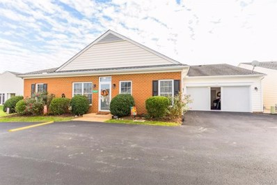 8982 Brigadier Road, Mechanicsville, VA 23116 - MLS#: 1838482