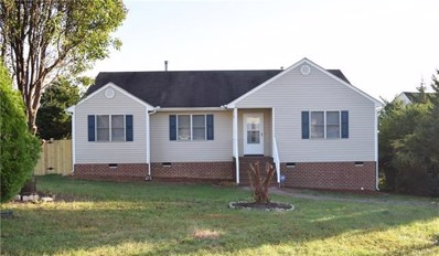 7201 Andersons Forge Court, North Chesterfield, VA 23225 - MLS#: 1838608