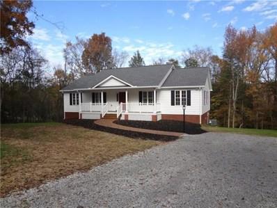 1320 River Road, Crozier, VA 23039 - MLS#: 1838644