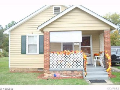 214 Elm Street, Petersburg, VA 23803 - MLS#: 1839342