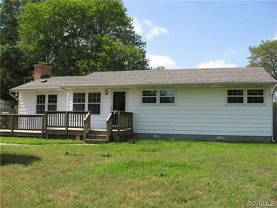 9802 Thacker Lane, Henrico, VA 23228 - MLS#: 1839410