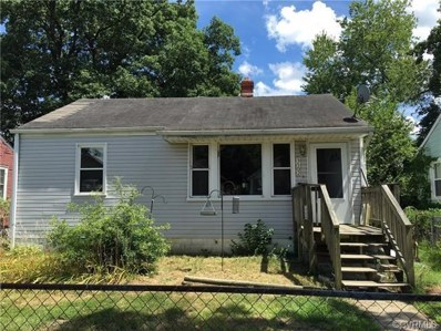 3502 Lawson Street, Richmond, VA 23224 - MLS#: 1839453