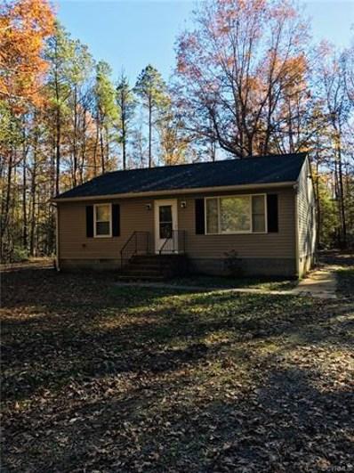 5251 Pine Fork Road, Quinton, VA 23141 - MLS#: 1839645