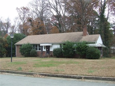 1669 Wilton Road, Petersburg, VA 23805 - MLS#: 1840282