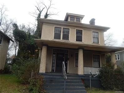 3201 Fendall Avenue, Richmond, VA 23222 - MLS#: 1840384