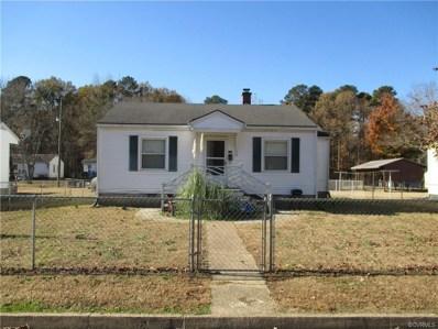 213 Gravatt Avenue, Blackstone, VA 23824 - MLS#: 1840474