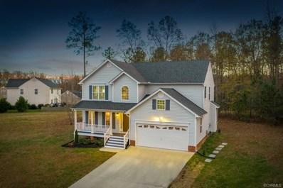 5807 Garden Ridge Road, Chesterfield, VA 23832 - MLS#: 1840515