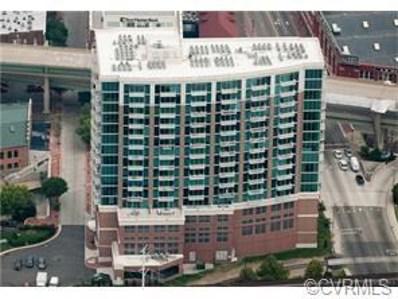 301 Virginia Street UNIT 1701, Richmond, VA 23219 - MLS#: 1840538