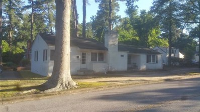 1867 Coggin Street, Petersburg, VA 23805 - MLS#: 1840975