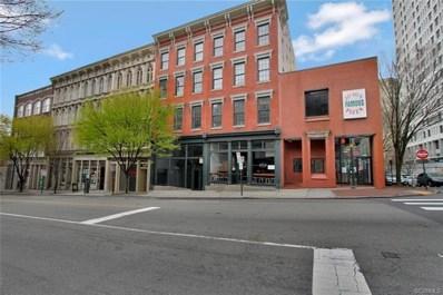 1205 E Main Street UNIT 3W, Richmond, VA 23219 - MLS#: 1900138