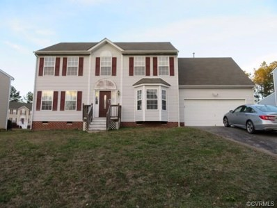 6614 Gills Gate Drive, Chesterfield, VA 23832 - MLS#: 1900825
