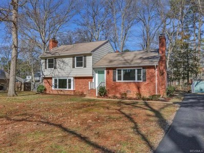10220 Glendye Road, Richmond, VA 23235 - MLS#: 1901521