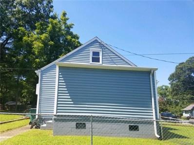 909 Pensacola Avenue, Richmond, VA 23222 - MLS#: 1901642