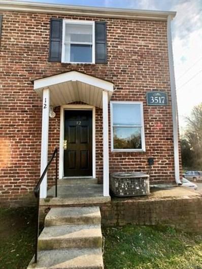 3517 Briel Street UNIT U12, Richmond, VA 23223 - MLS#: 1901876