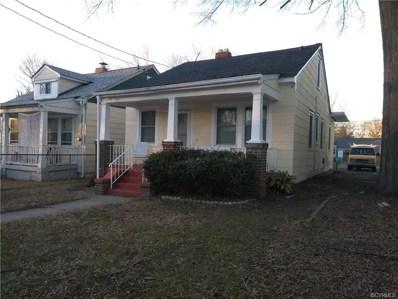 462 Milton Street, Richmond, VA 23222 - MLS#: 1902399