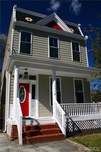 1118 N 34TH Street, Richmond, VA 23223 - MLS#: 1903312