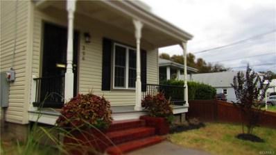 326 Hunt Avenue, Richmond, VA 23222 - MLS#: 1903315