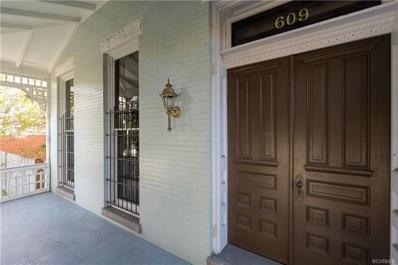 609 W Cary Street, Richmond, VA 23220 - MLS#: 1903904