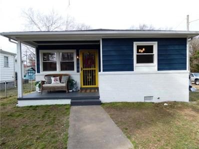 1236 N 37TH Street, Richmond, VA 23223 - MLS#: 1904476