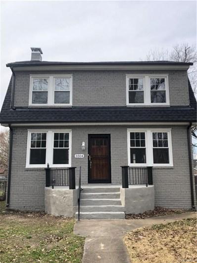 3504 Delaware Avenue, Henrico, VA 23222 - MLS#: 1906309