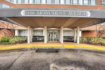 5100 Monument Avenue UNIT 1108, Richmond, VA 23230 - MLS#: 1907018