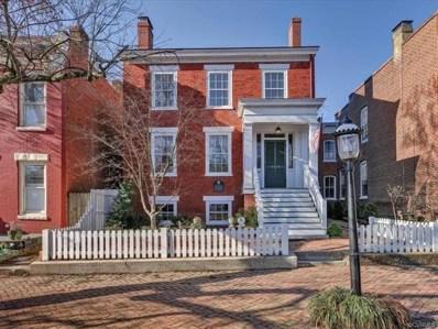 2815 E Grace Street, Richmond, VA 23223 - MLS#: 1908237