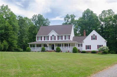 405 Ivy Cliff Drive, Bumpass, VA 23024 - MLS#: 1916427