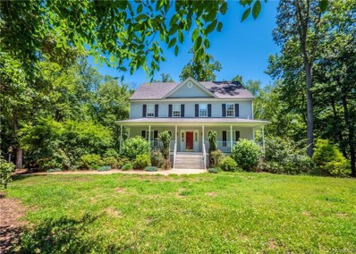 3212 Sherwood Bluff Terrace, Powhatan, VA 23139 - MLS#: 1919129