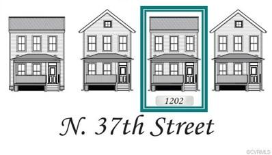 1202 N 37th Street, Richmond, VA 23223 - MLS#: 2105899