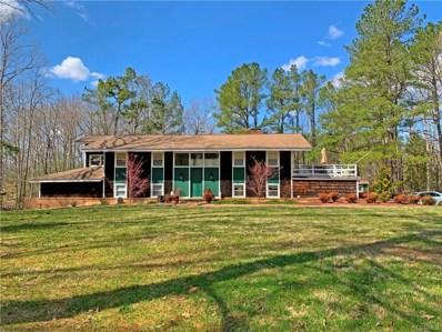 18201 Pine Oak Lane, Dinwiddie, VA 23841 - #: 2107927