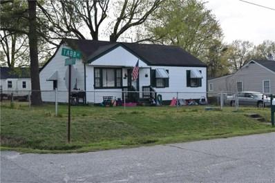1206 Tabb Avenue, Hopewell, VA 23860 - #: 2109509