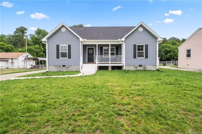 6110 River Road, South Chesterfield, VA 23803 - #: 2117534
