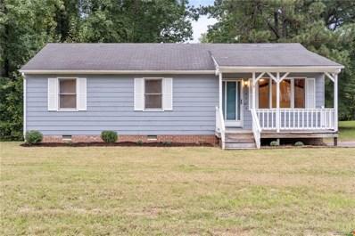 19506 Temple Avenue, South Chesterfield, VA 23834 - MLS#: 2120993