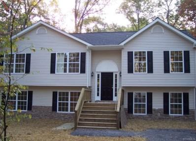 1200 Shannon Mill Drive, Ruther Glen, VA 22546 - MLS#: 2121802