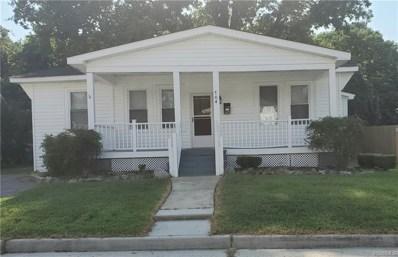704 N 9th Avenue, Hopewell, VA 23860 - #: 2121881