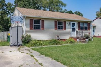 406 Pin Oak Drive, Hopewell, VA 23860 - MLS#: 2124047