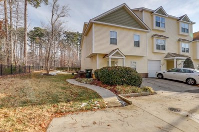 827 Skelton Way, Newport News, VA 23608 - #: 10170009