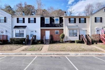 1754 Skiffes Creek Circle, James City County, VA 23185 - MLS#: 10172900
