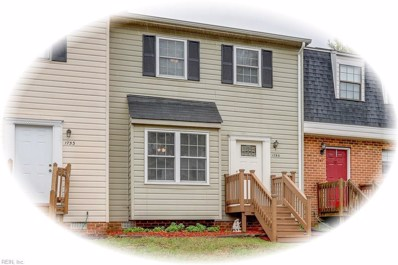 1755 Skiffes Creek Circle, Williamsburg, VA 23185 - MLS#: 10190598