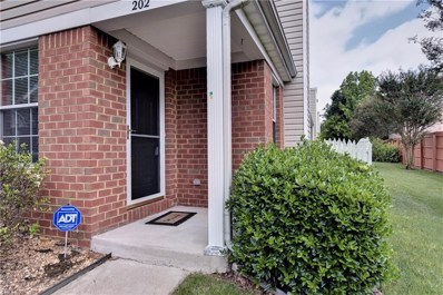 202 Westgate Circle, Williamsburg, VA 23185 - MLS#: 10202014