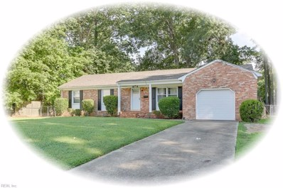 879 Monarda Court, Newport News, VA 23608 - #: 10212402