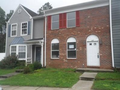 106 Whitewater Drive, Newport News, VA 23608 - #: 10219191