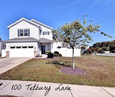 100 Tetbury Lane, Williamsburg, VA 23185 - MLS#: 10225547